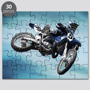 Dirt Bike Jump Puzzle