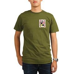 Haldean Organic Men's T-Shirt (dark)