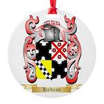 Haldean Round Ornament