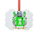 Halcon Picture Ornament