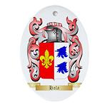 Hala Ornament (Oval)