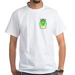 Haire White T-Shirt