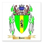 Haire Square Car Magnet 3