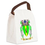 Hair Canvas Lunch Bag