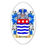Hainning Sticker (Oval 10 pk)