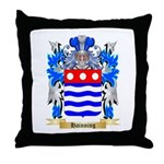 Hainning Throw Pillow