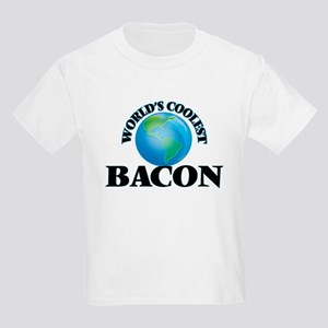 World's Coolest Bacon T-Shirt