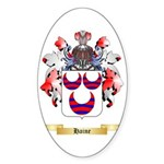Haine Sticker (Oval 50 pk)