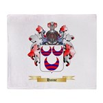 Haine Throw Blanket