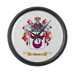Haine Large Wall Clock
