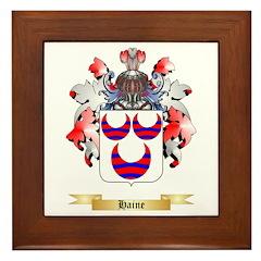 Haine Framed Tile