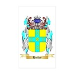 Hailey Sticker (Rectangle 10 pk)