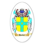 Hailey Sticker (Oval 10 pk)