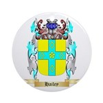 Hailey Ornament (Round)