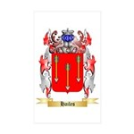 Hailes Sticker (Rectangle 50 pk)