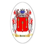 Hailes Sticker (Oval 50 pk)