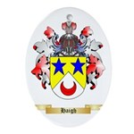Haigh Ornament (Oval)