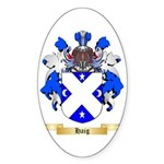 Haig Sticker (Oval 10 pk)