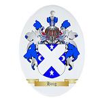 Haig Ornament (Oval)