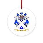 Haig Ornament (Round)