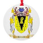 Hahnelt Round Ornament
