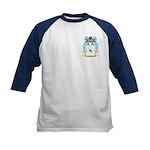 Hahessy Kids Baseball Jersey