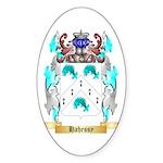 Hahessy Sticker (Oval 10 pk)