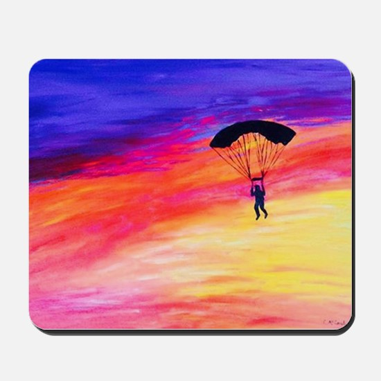 Into The Sunset Mousepad