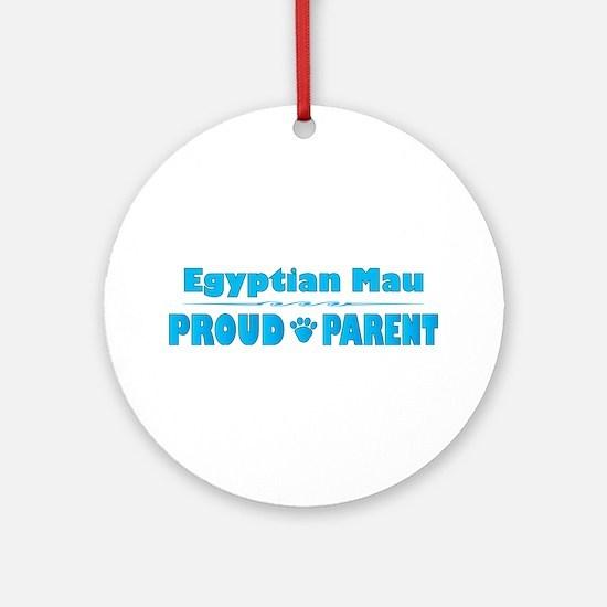 Mau Parent Ornament (Round)
