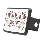 Feeling Groovy Hitch Cover