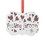 Feeling Groovy Ornament