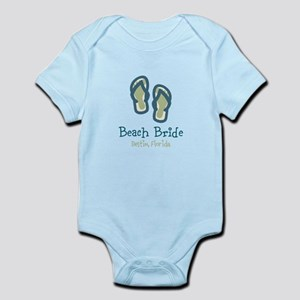 Personalize Flip Flops Body Suit