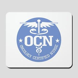 Oncology Certified Nurse Mousepad