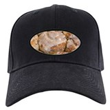 Sticky bun Baseball Cap with Patch