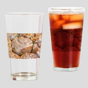 Sticky Buns Drinking Glass