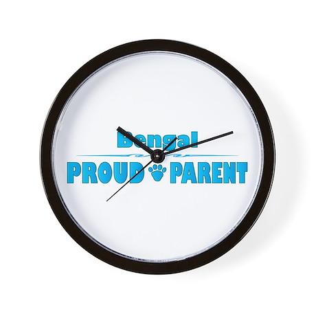 Bengal Parent Wall Clock