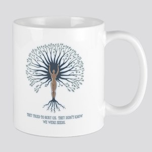 We Are Seeds Mug