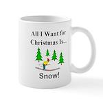 Christmas Snow Mug