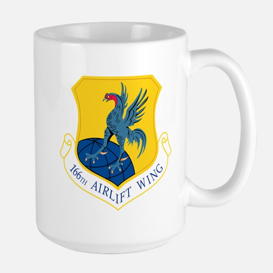 166th Airlift Wing Mugs