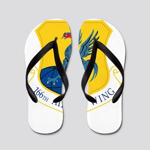 166th Airlift Wing Flip Flops