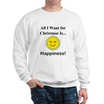 Christmas Happiness Sweatshirt