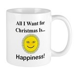 Christmas Happiness Mug
