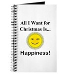 Christmas Happiness Journal