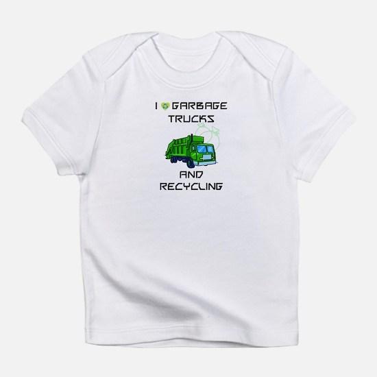 Unique Garbage truck Infant T-Shirt