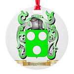 Haggstrom Round Ornament