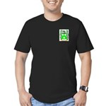 Haggmark Men's Fitted T-Shirt (dark)