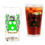 Hagglund Drinking Glass