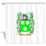 Hagglund Shower Curtain