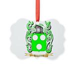 Hagglund Picture Ornament