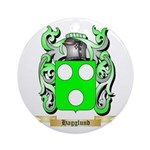 Hagglund Ornament (Round)